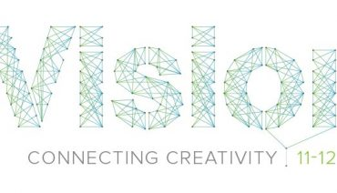 Vision logo - Connecting Creativity